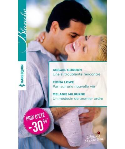 3 romans réédités (A. Gordon F. Lowe et M. Milburne) - Blanche N° HS