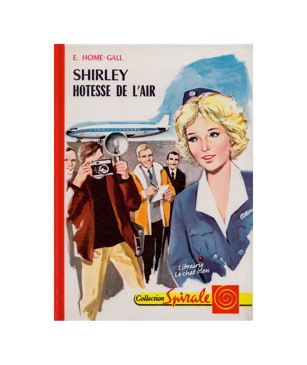 N° 359 - Shirley, hôtesse de l'air (Edward Home-Gall)