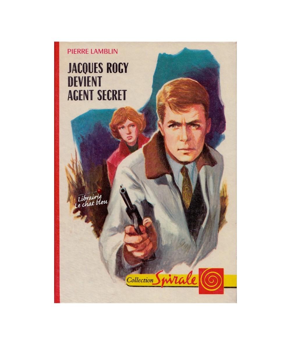 N° 3.477 - Jacques Rogy devient agent secret (Pierre Lamblin)