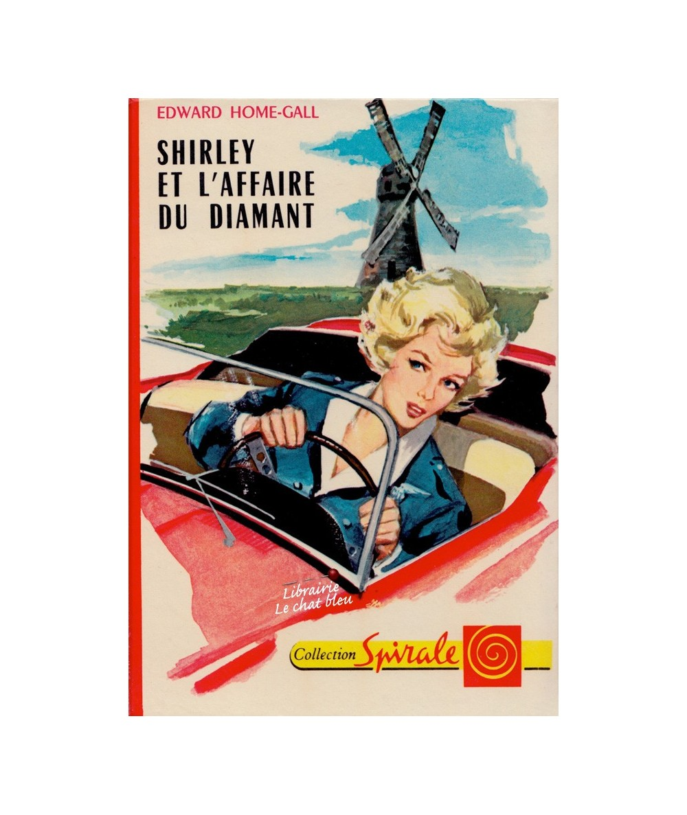N° 365 - Shirley et l'affaire du diamant (Edward Home-Gall)