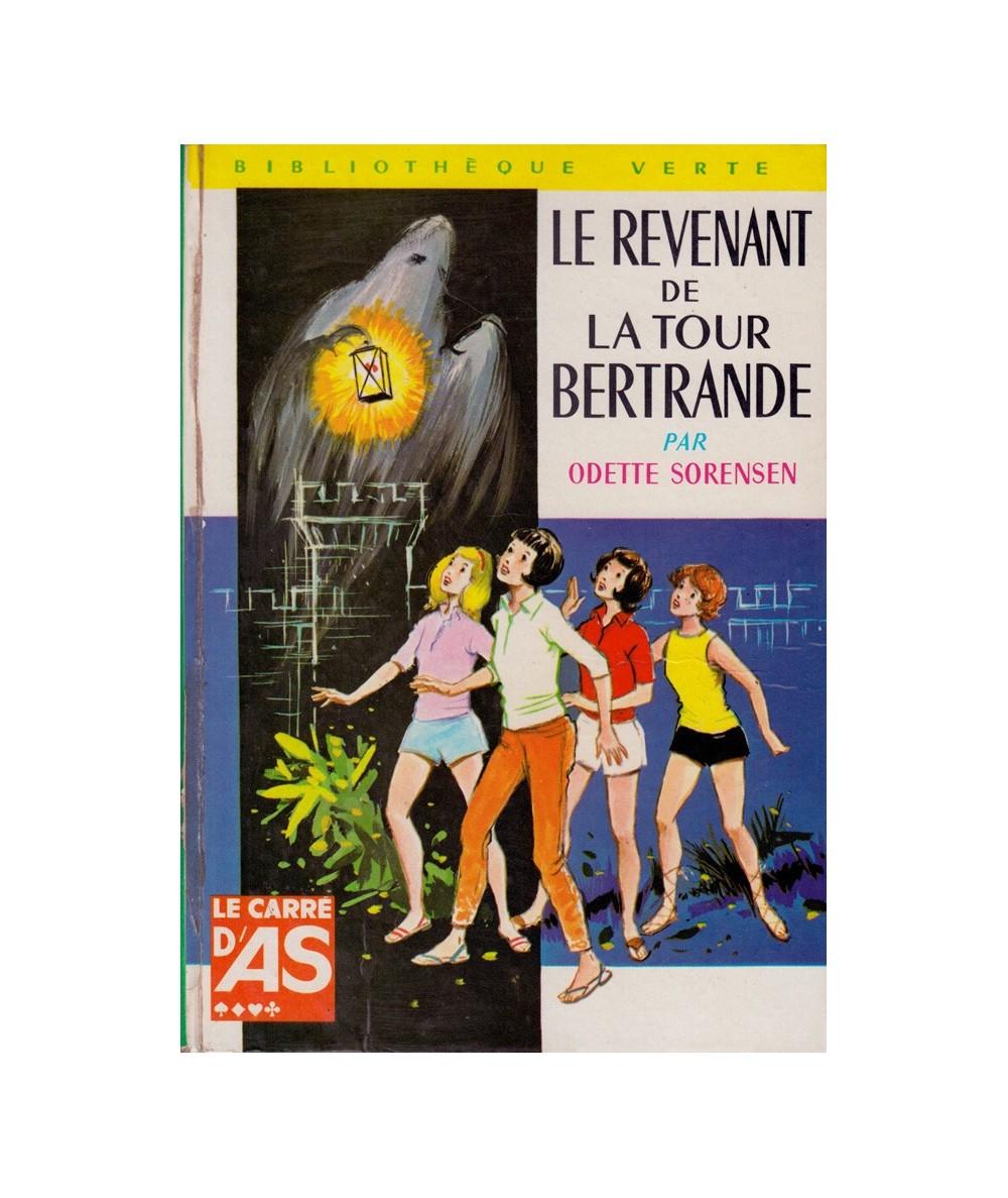 N° 381 - Le revenant de la tour Bertrande (Odette Sorensen) - Le Carré d'As