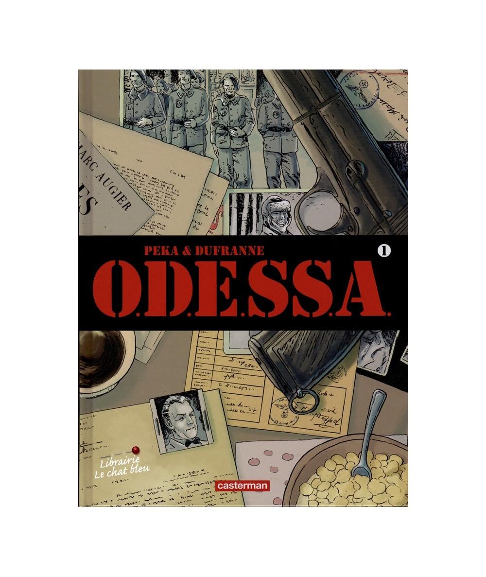 Tome 1 - O.D.E.SS.A (Peka, Michel Dufranne)
