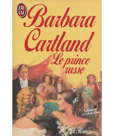 Le prince russe (Barbara Cartland) - J'ai lu N° 2589