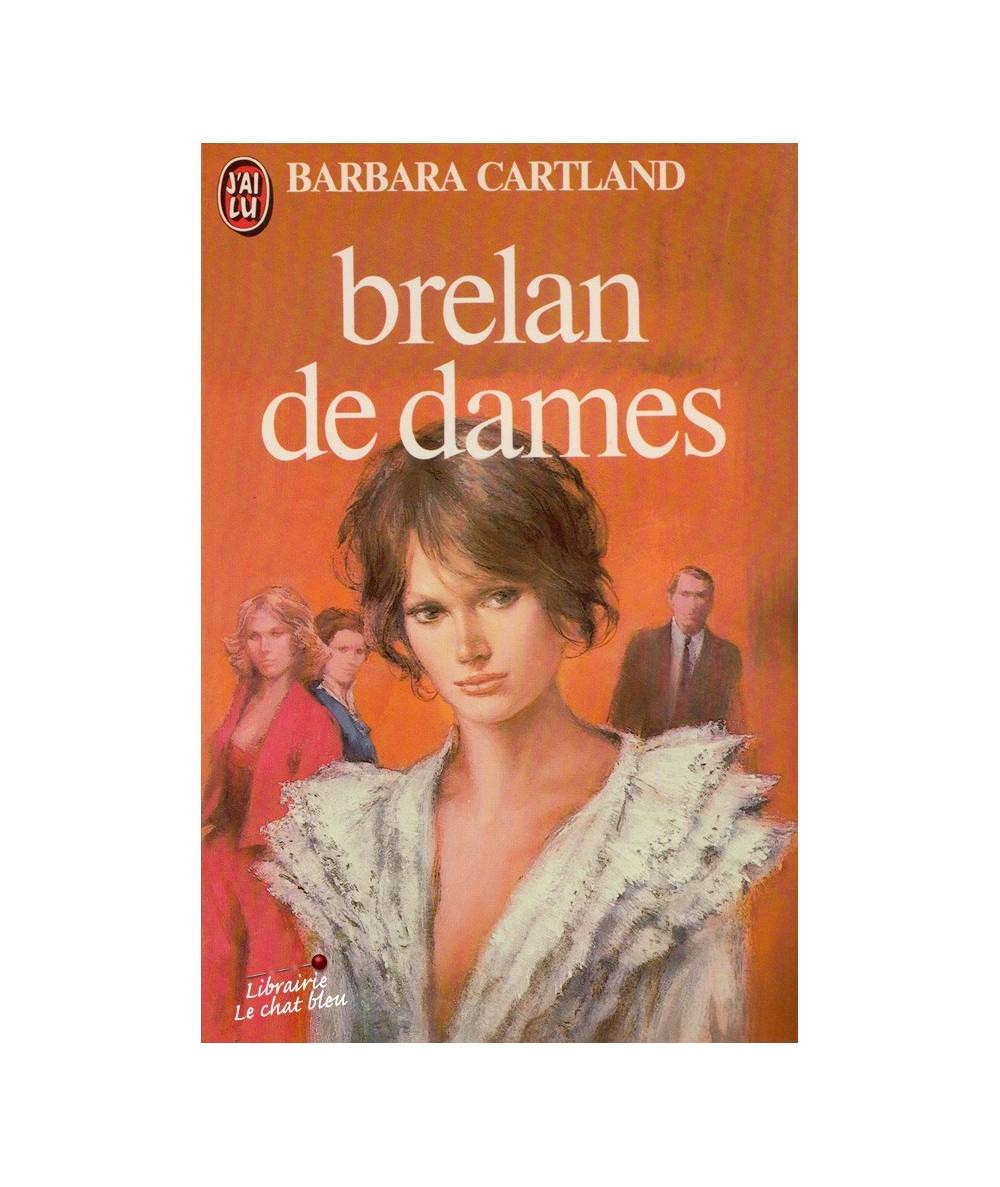 N° 1402 - Brelan de dames (Barbara Cartland)