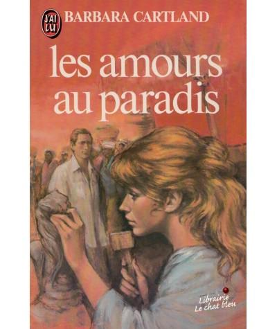 Les amours au paradis (Barbara Cartland) - J'ai lu N° 1297