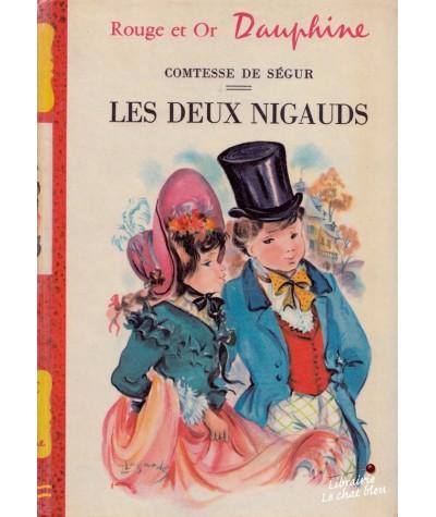 Les deux nigauds (Comtesse de Ségur) - Rouge et Or N° 205