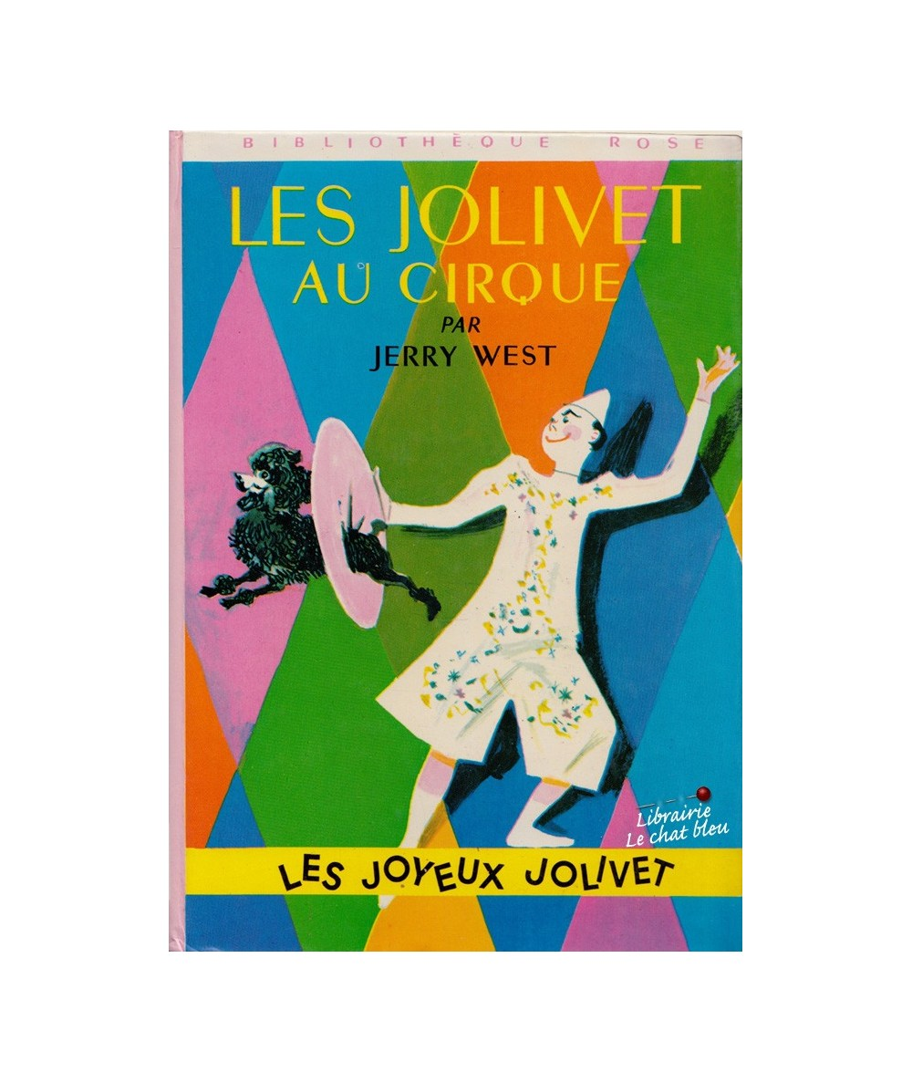 Les Jolivet au cirque (Jerry West) - Les joyeux Jolivet