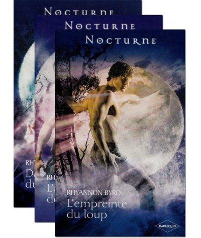 La légende des loups (Rhyannon Byrd) - Collection Nocturne