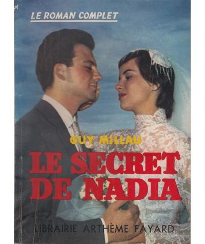 Le secret de Nadia (Guy Millau) - Le Roman Complet N° 94
