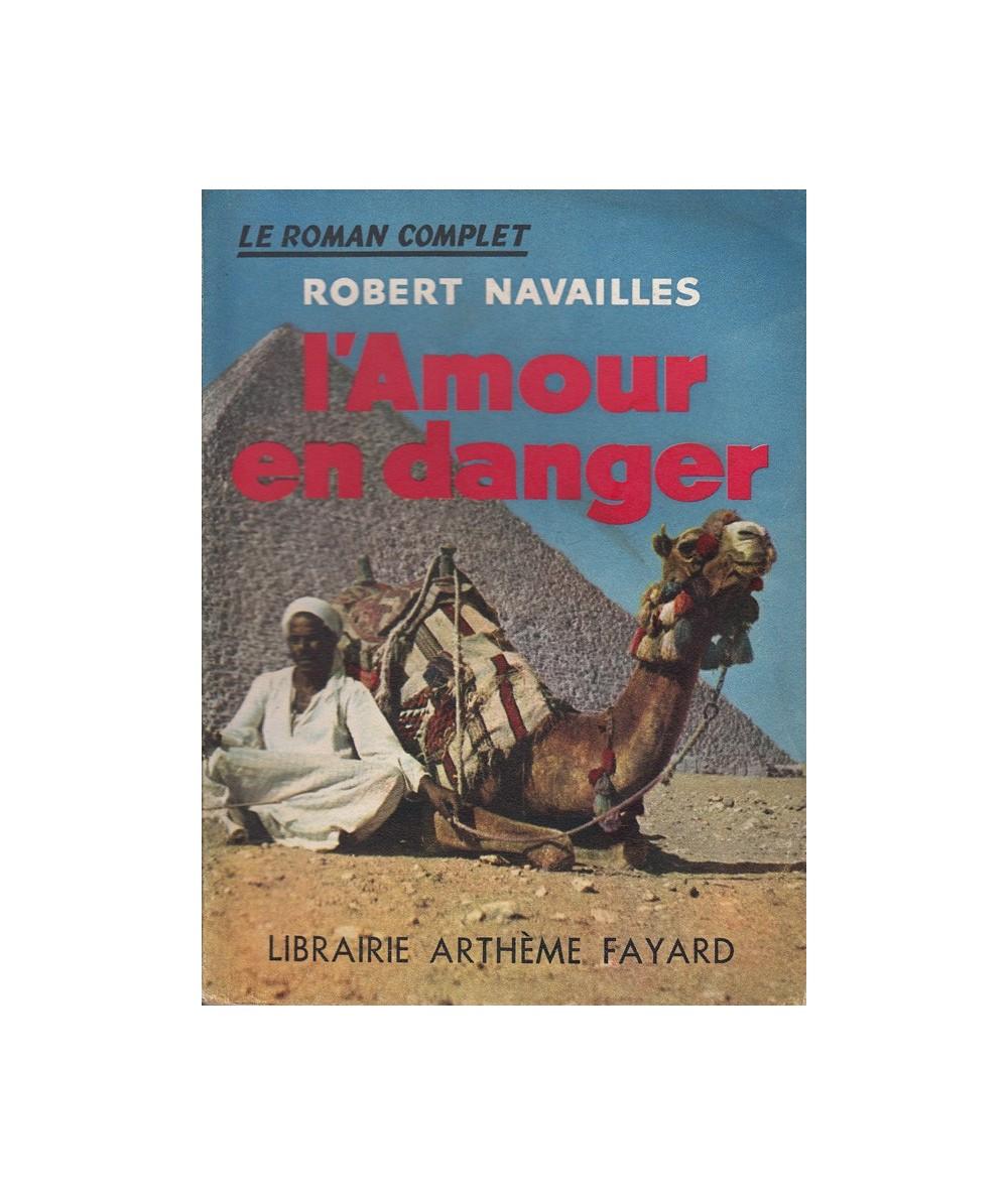 N° 93 - L'Amour en danger (Robert Navailles)