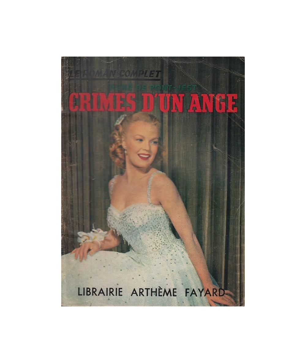 N° 44 - Crimes d'un ange (René de Pont-Jest)