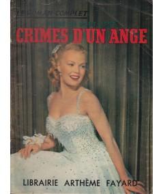 Crimes d'un ange (René de Pont-Jest) - Le Roman Complet N° 44