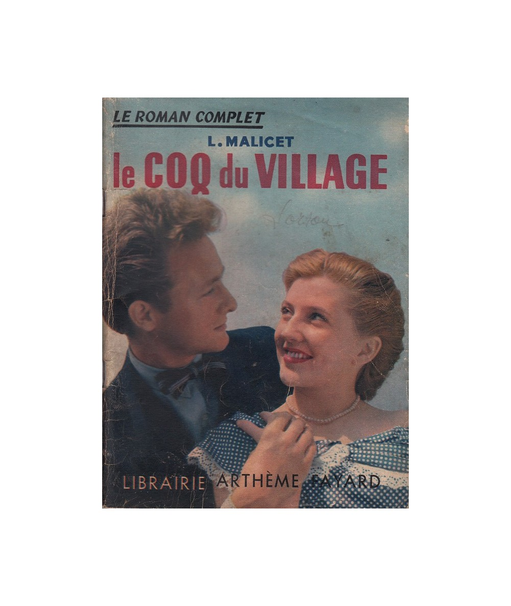 Le Coq du Village (Léon Malicet) - Le Roman Complet N° 14