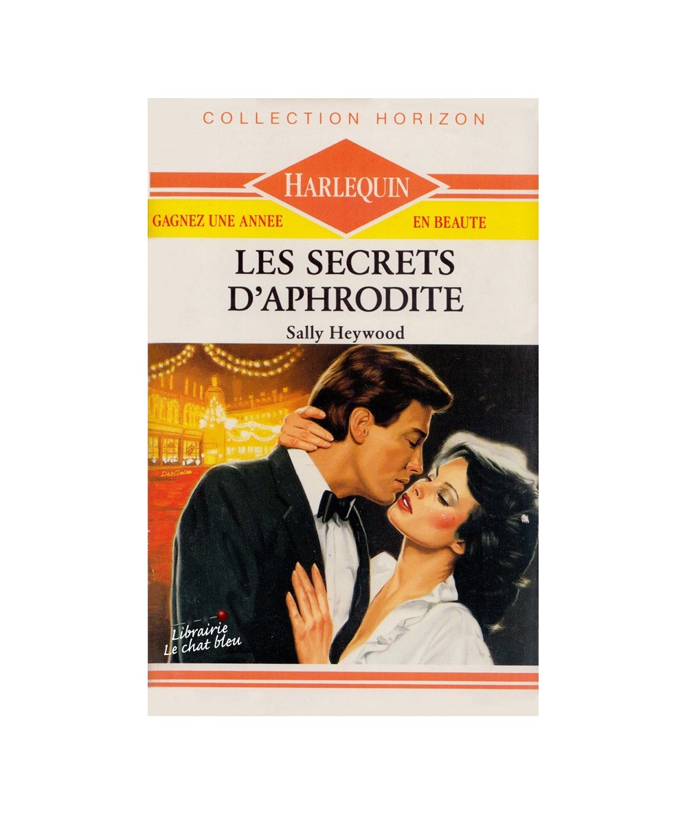 N° 812 - Les secrets d'Aphrodite (Sally Heywood)