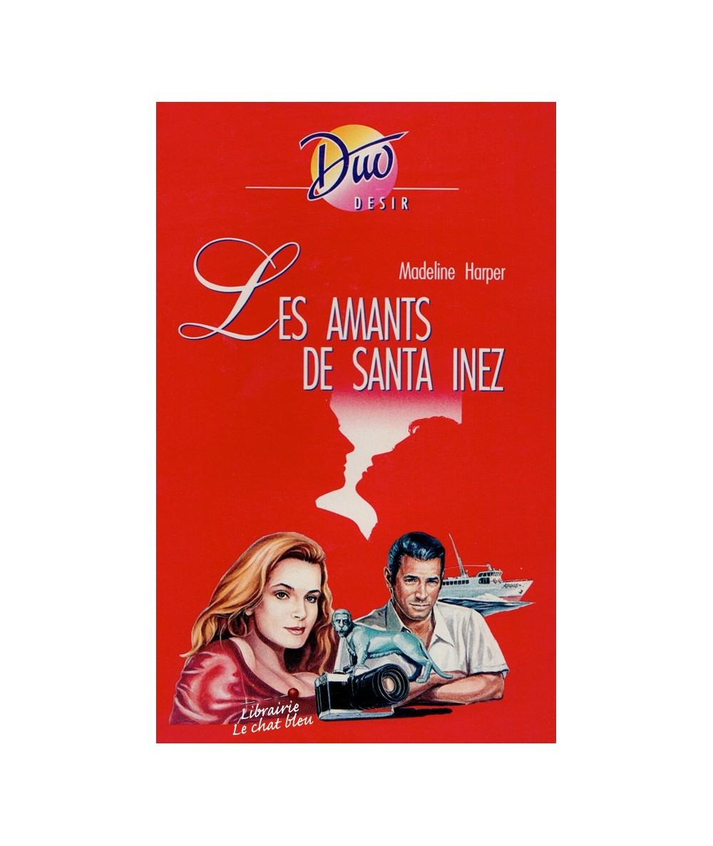 N° 338 - Les amants de Santa Inez (Madeline Harper)