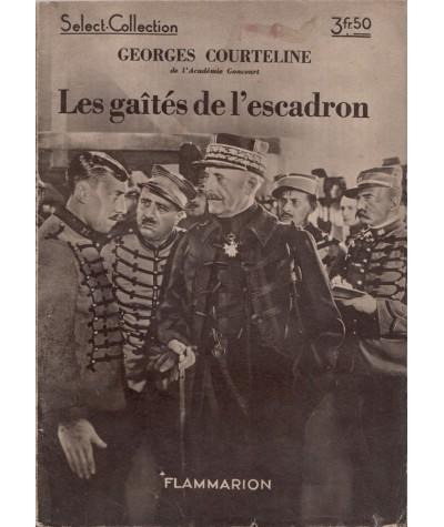 Les gaîtés de l'escadron (Georges Courteline) - Select-Collection N° 99