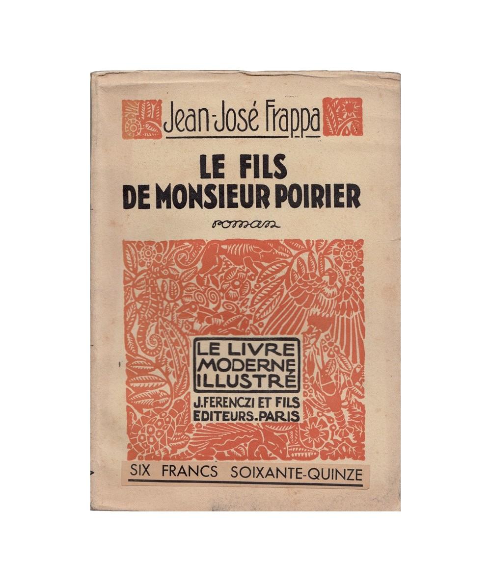 N° 146 - Le fils de Monsieur Poirier (Jean-José Frappa) - Le Livre Moderne Illustré