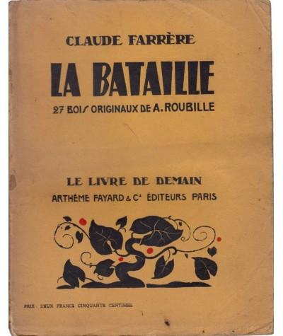 La Bataille (Claude Farrère) - Le Livre de Demain