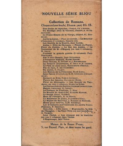 Le Château de Pontinès (V. Mag)