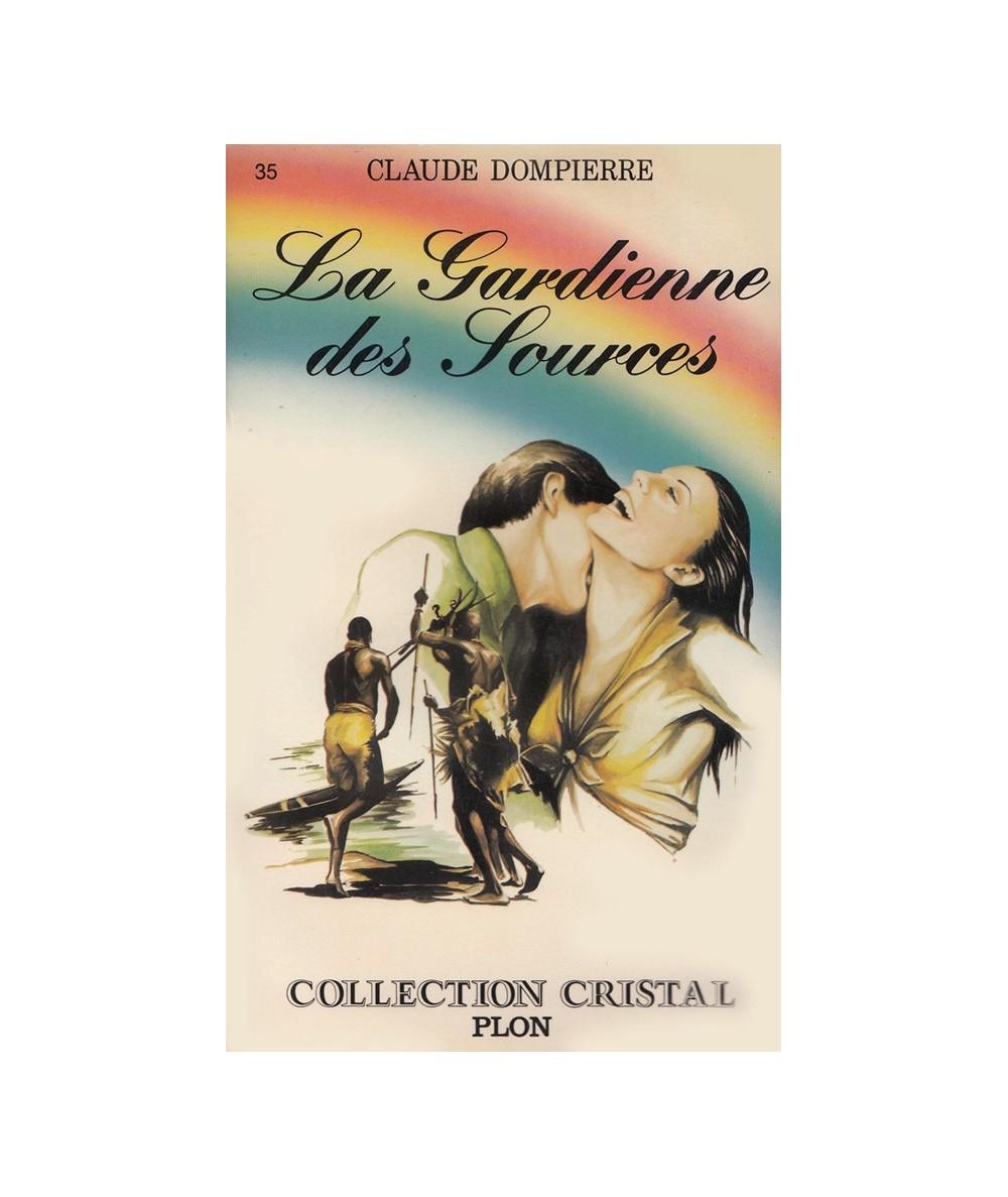 N° 35 - La Gardienne des Sources (Claude Dompierre) - Collection Cristal