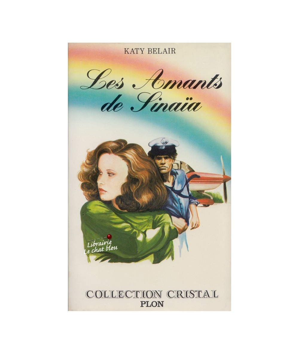 N° 24 - Les Amants de Sinaïa (Katy Belair) - Collection Cristal