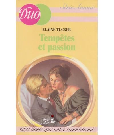 Tempêtes et passion (Elaine Tucker) - Duo Amour N° 10