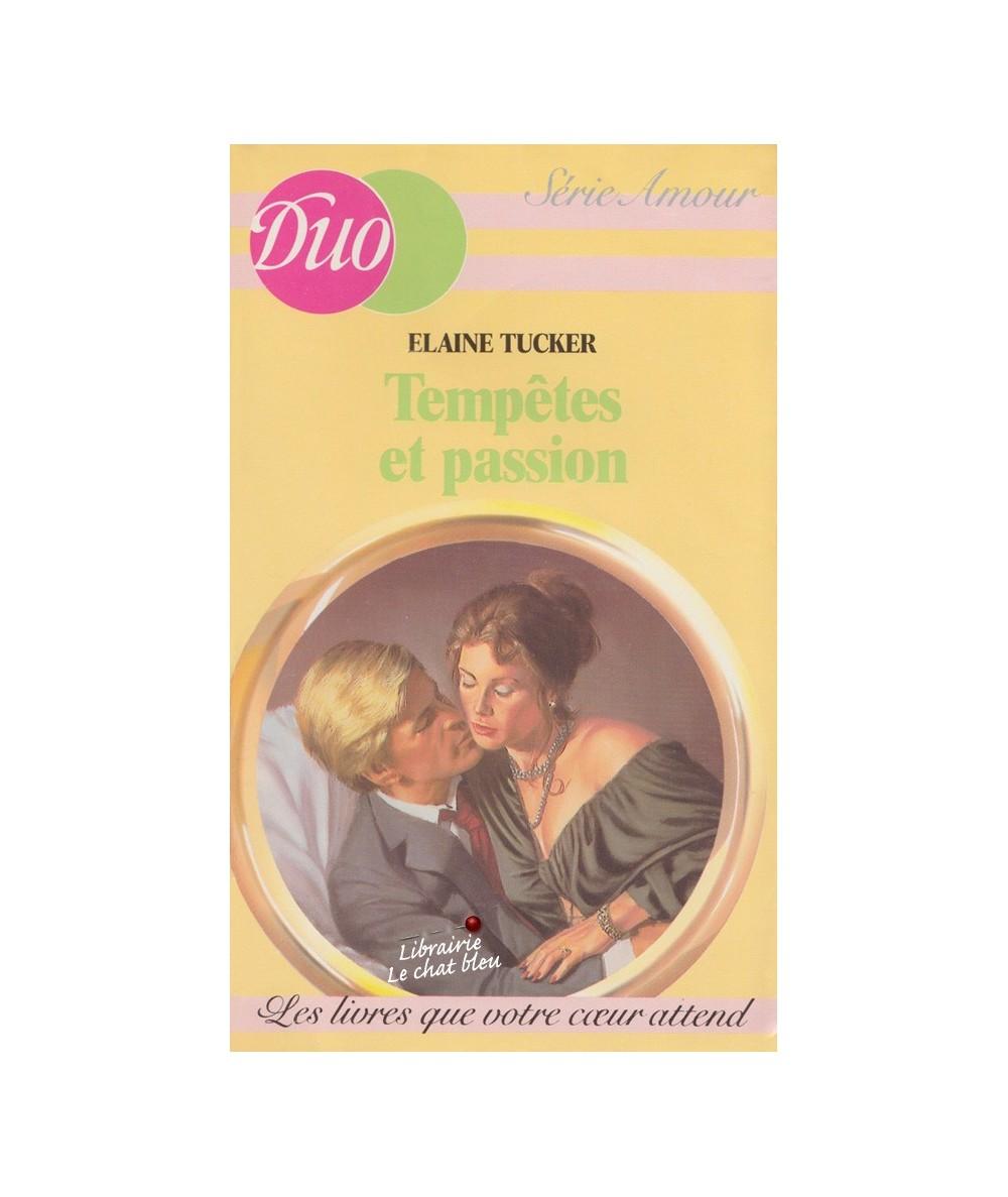 N° 10 - Tempêtes et passion (Elaine Tucker)