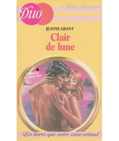 Clair de lune (Jeanne Grant) - Duo Amour N° 11