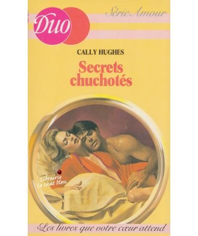 N° 19 - Secrets chuchotés (Cally Hughes)