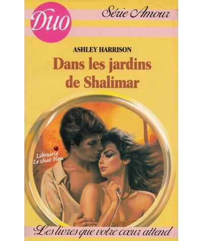 Dans les jardins de Shalimar (Ashley Harrison) - Duo Amour N° 49
