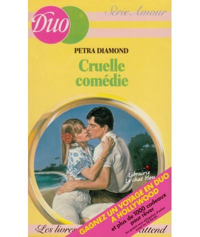Cruelle comédie (Petra Diamond) - Duo Amour N° 28