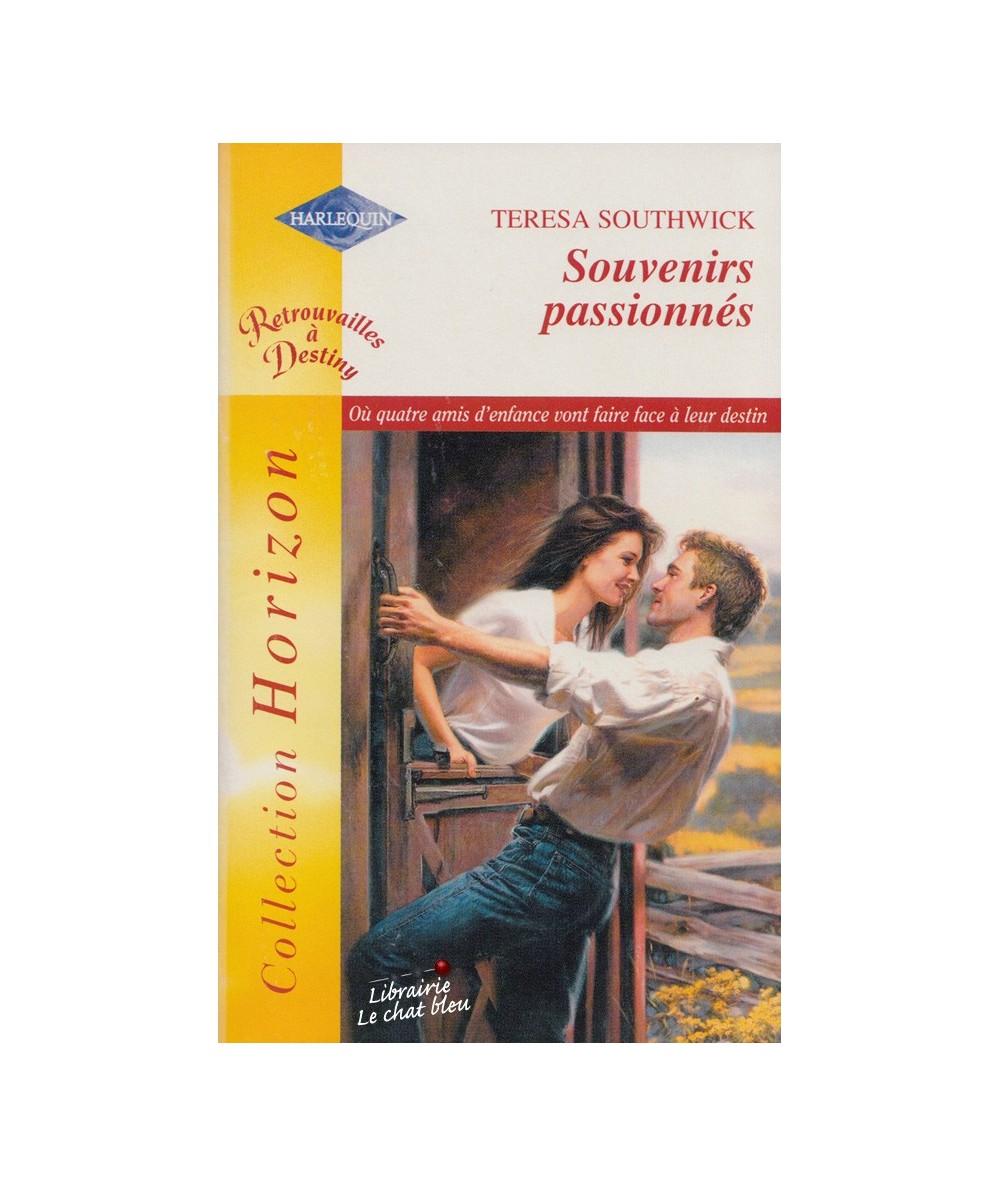 Souvenirs passionnés (Teresa Southwick) - Horizon N° 1879