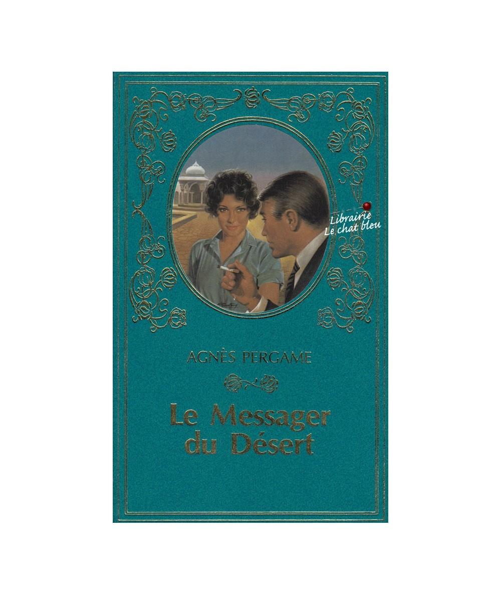 Le Messager du Désert (Agnès Pergame) - Collection Turquoise