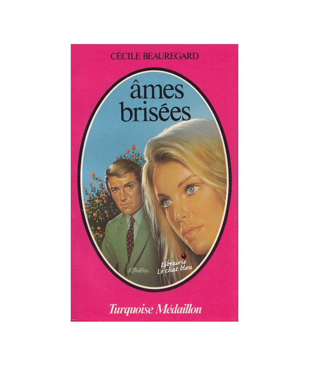 Ames brisées (Cécile Beauregard) - Turquoise N° 66