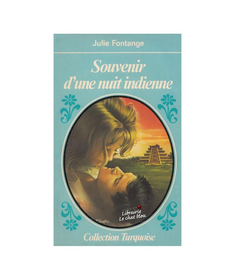 Souvenir d'une nuit indienne (Julie Fontange) - Turquoise N° 16