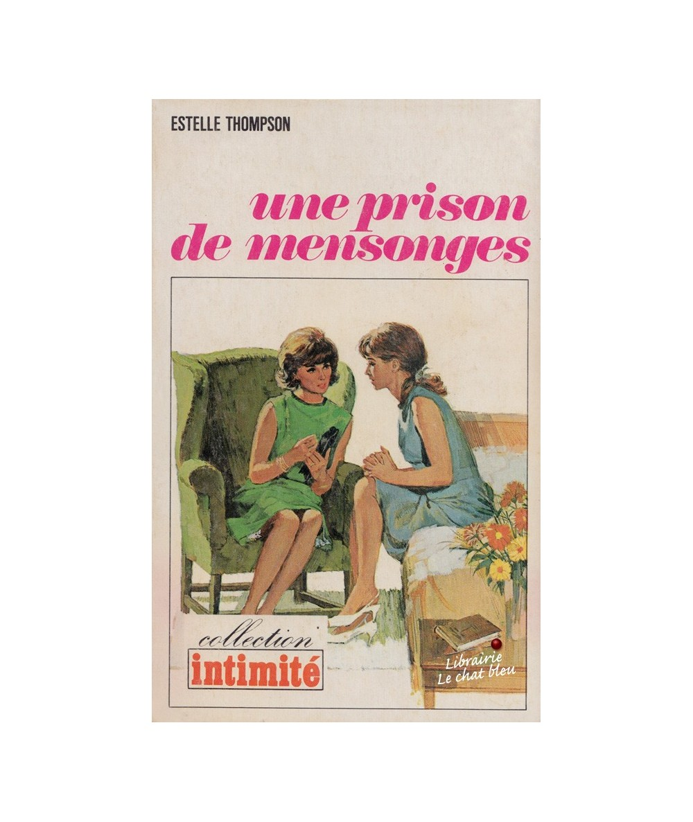 N° 343 - Une prison de mensonges (Estelle Thompson)