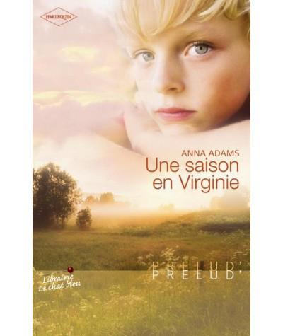 Une saison en Virginie (Anna Adams) - Prélud' N° 208