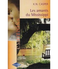 Les amants du Mississippi (K.N. Casper) - Emotions N° 884