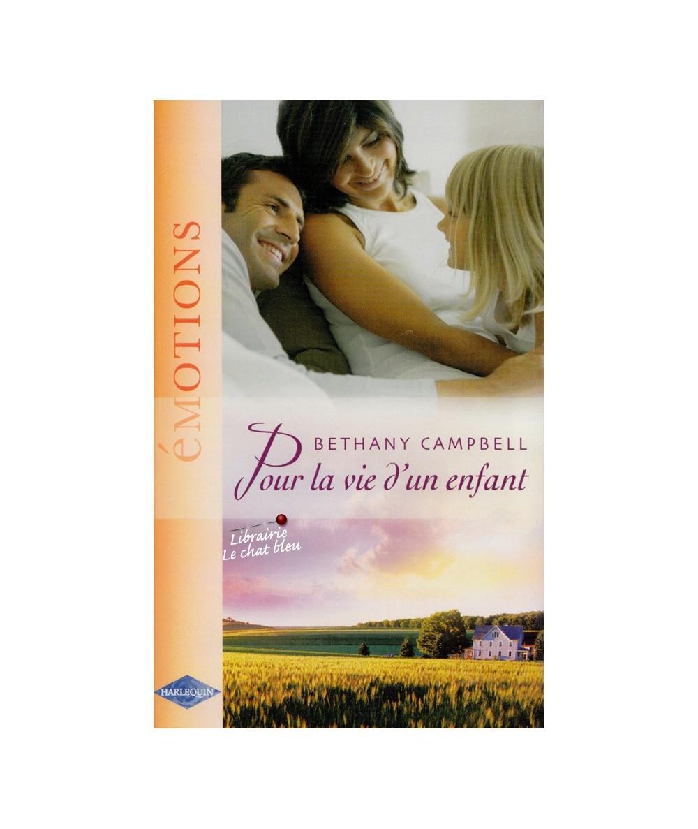N° 952 - Pour la vie d'un enfant (Bethany Campbell)