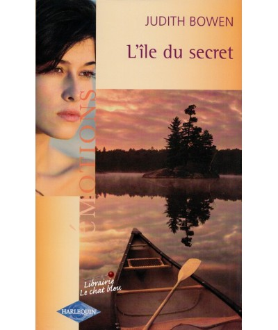 L'île du secret (Judith Bowen) - Emotions N° 970
