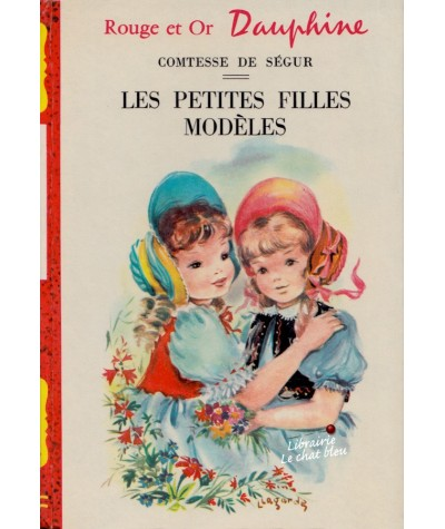 Les petites filles modèles (Comtesse de Ségur) - Rouge et Or N° 192