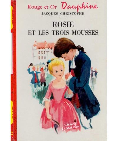 Rosie et les trois mousses (Jacques Christophe) - Rouge et Or N° 212