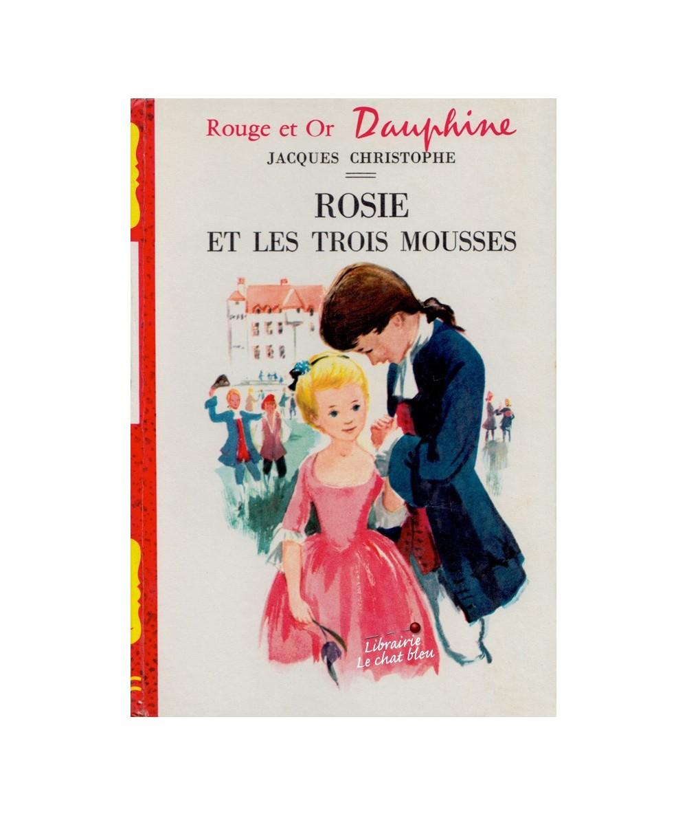 N° 212 - Rosie et les trois mousses (Jacques Christophe)