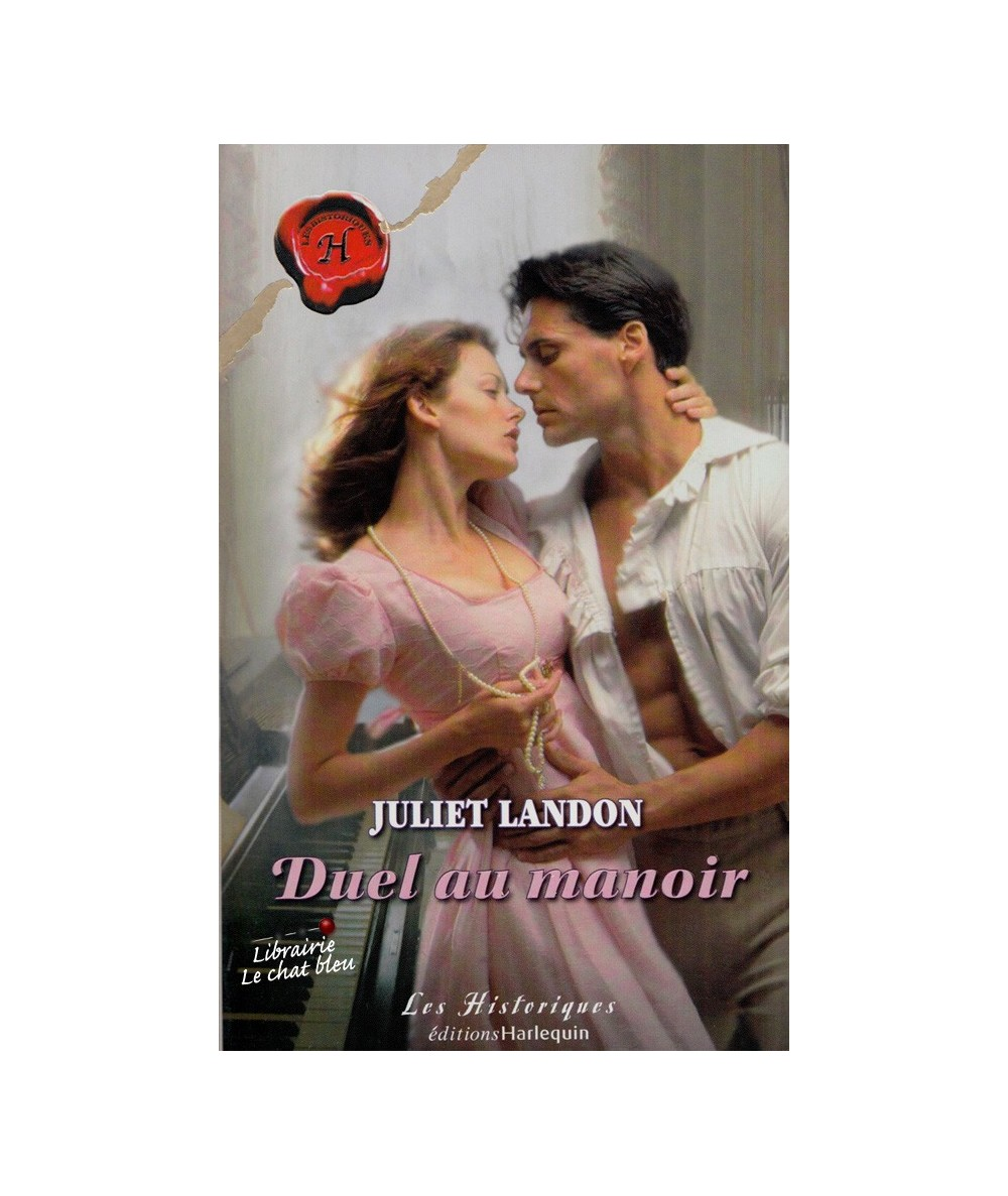 N° 409 - Duel au manoir (Juliet Landon)