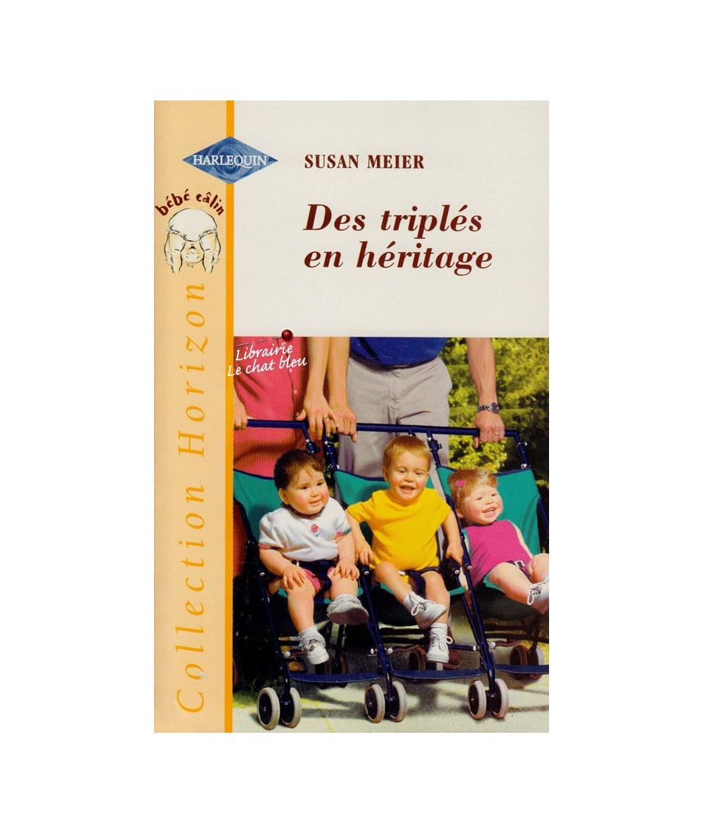 N° 1702 - Des triplés en héritage (Susan Meier)