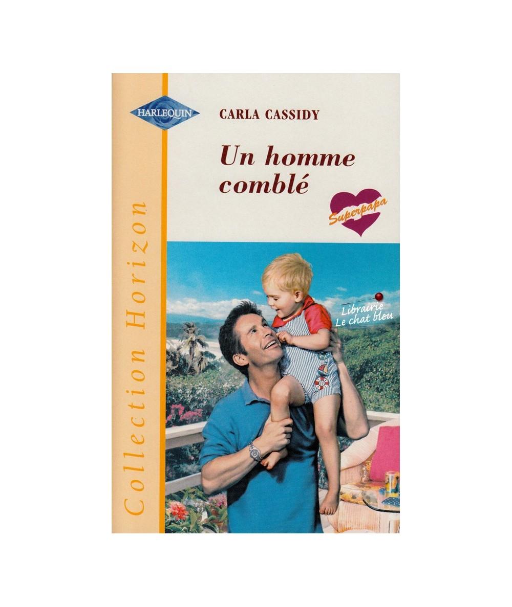N° 1804 - Un homme comblé (Carla Cassidy) - Super papa