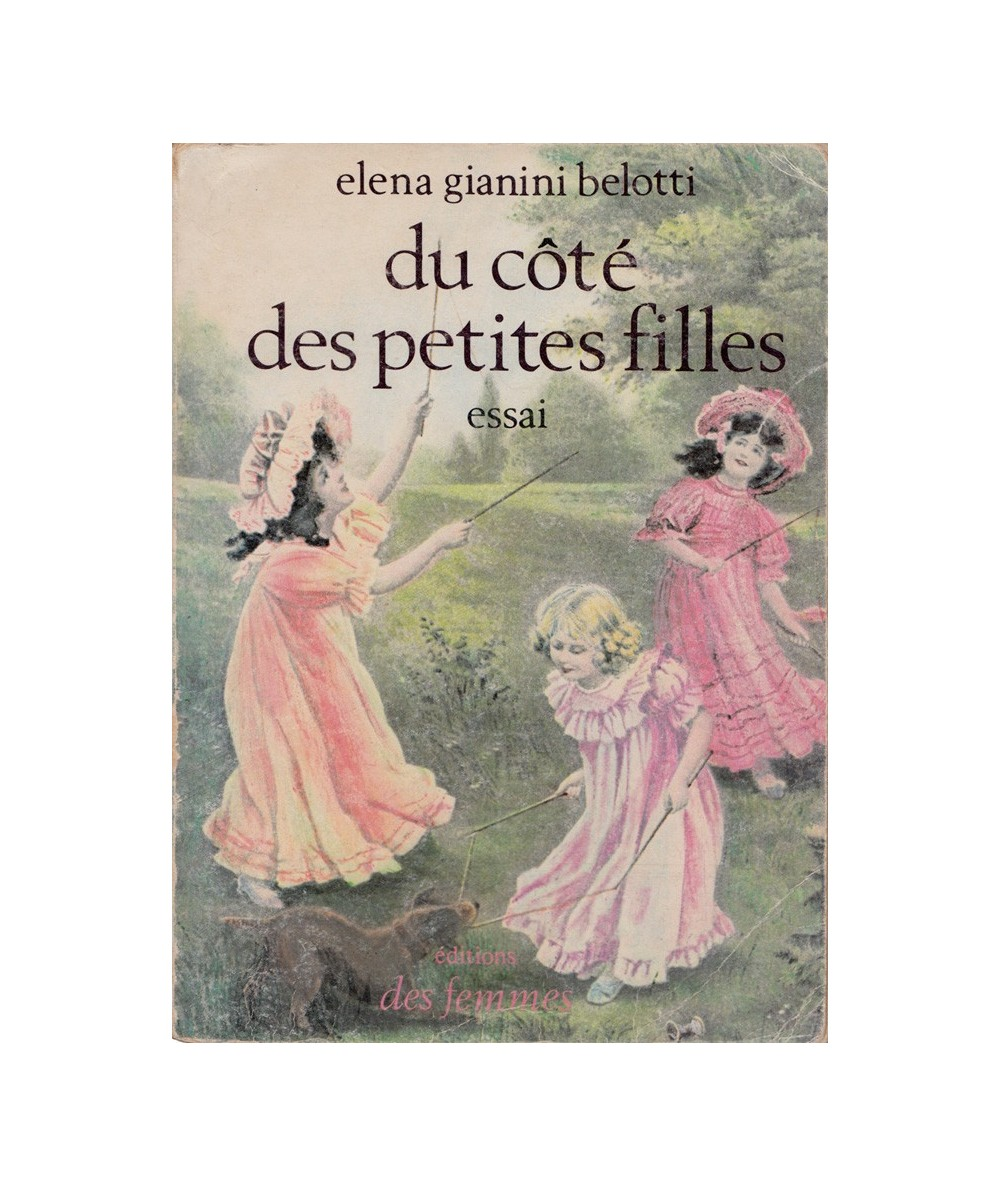 Du côté des petites filles (Elena Gianini Belotti) - Essai
