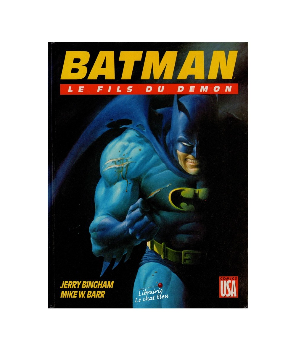 BATMAN T1 : Le fils du démon (Jerry Bingham, Mike W. Barr)