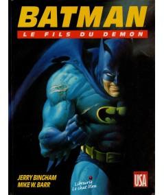 BATMAN T1 : Le fils du démon (Jerry Bingham, Mike W. Barr)