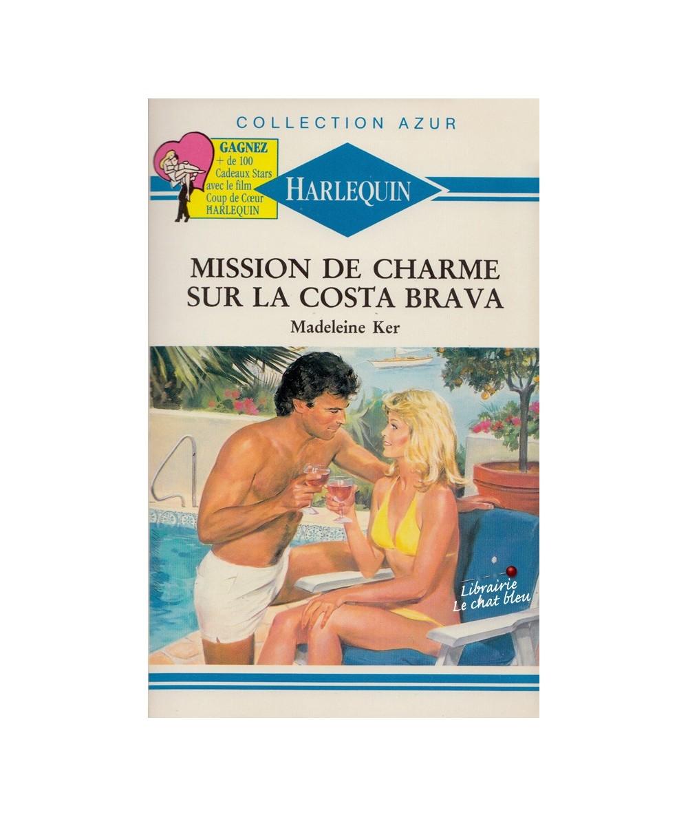 N° 1176 - Mission de charme sur la Costa Brava (Madeleine Ker)